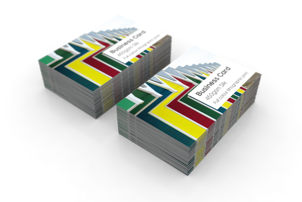 Standard business cards, Touch, Cardiff