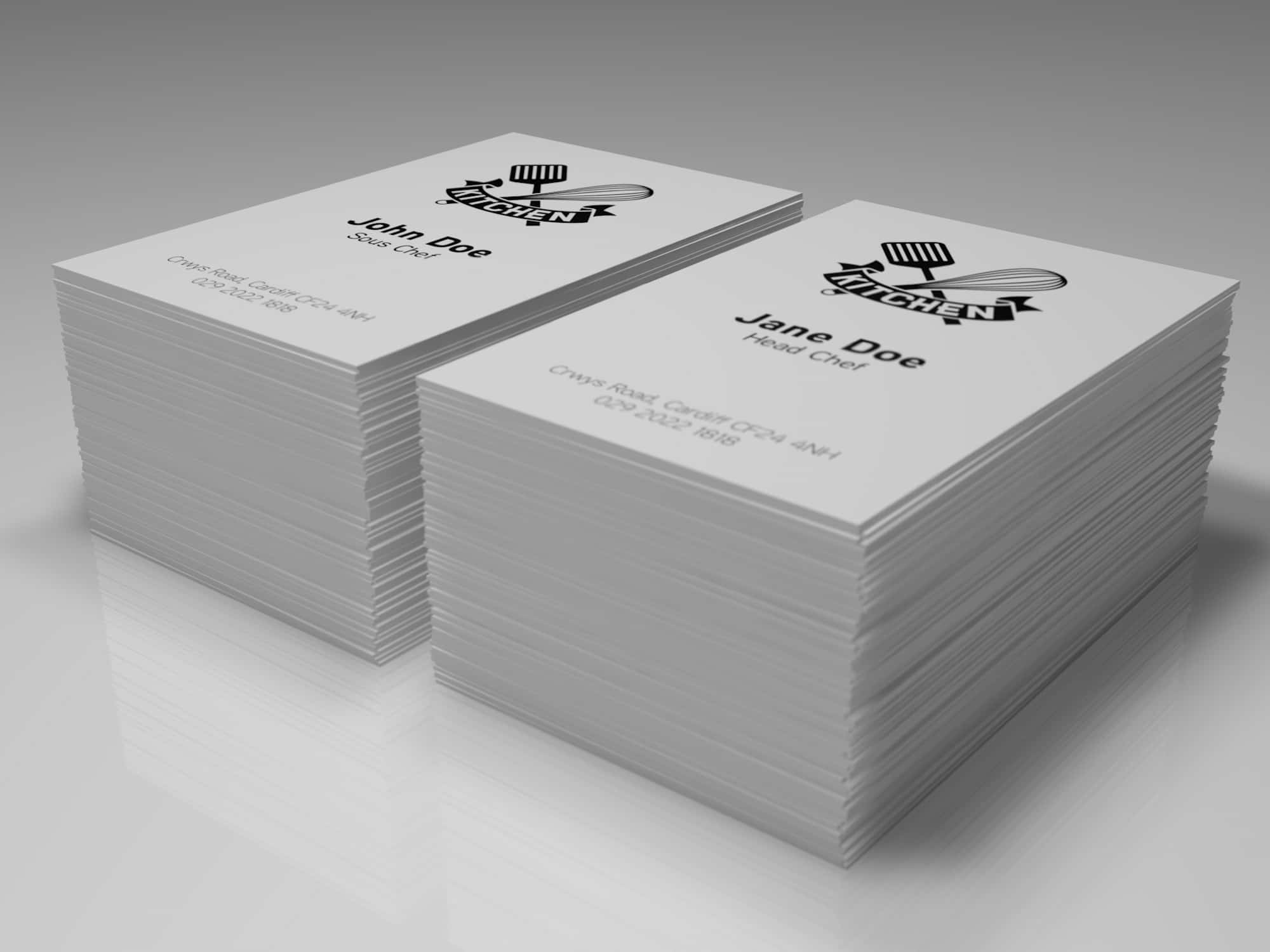 Business Cards - Touch