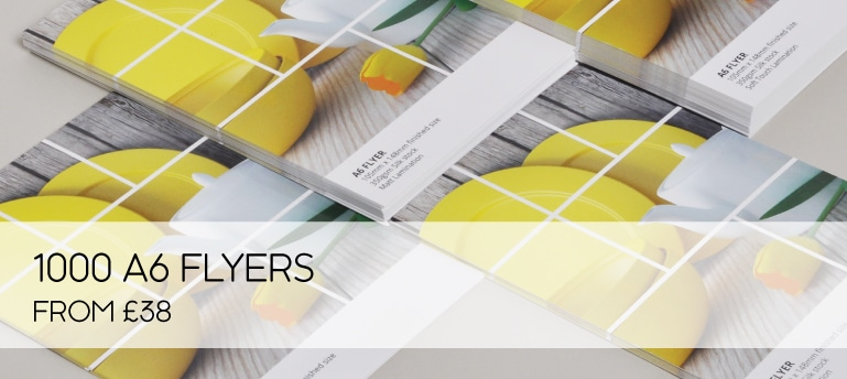 Flyer Printers Cardiff
